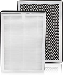 Poweka MA-25 Replacement Filters Compatible with Medify MA-25 B1/S1/W1 Air Purifier,3-in-1 True HEPA, Activated Carbon and...
