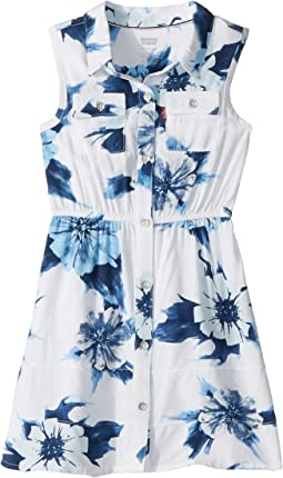 Levi's® Kids - Tiered Woven Dress (Little Kids)