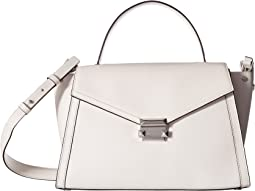 Whitney Large Top-Handle Satchel