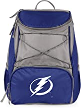 NHL Tampa Bay Lightning PTX Insulated Backpack Cooler, Navy