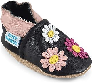 b67903787df3c Juicy Bumbles Chaussures Bébé - Chaussons Bébé - Chaussons Cuir Souple - Chaussures  Cuir Souple Premiers