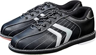 SF Professional Bowling Shoes with Skidproof Sole Breathable Sneakers for Men