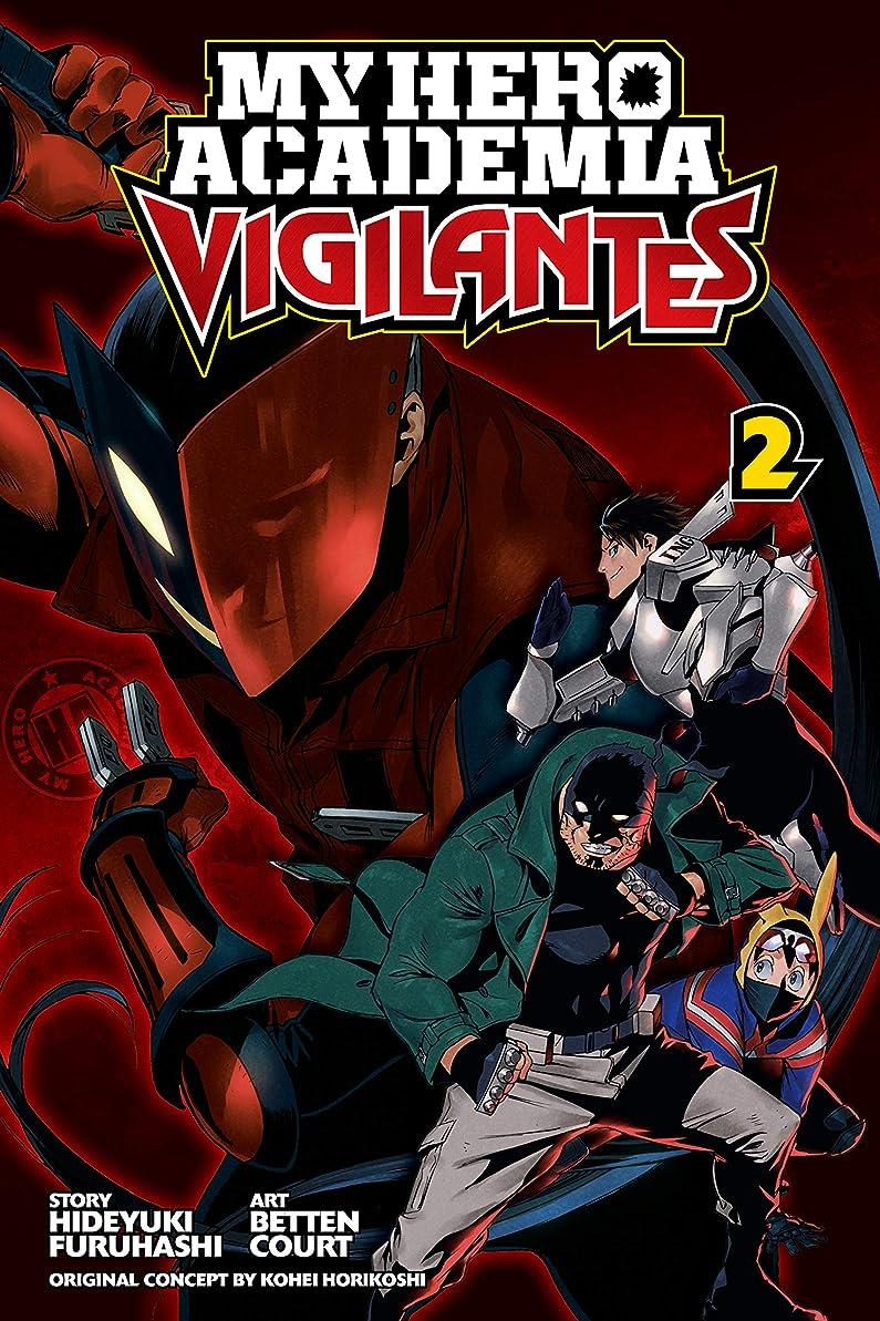 意気揚々アラート始まりMy Hero Academia: Vigilantes, Vol. 2 (English Edition)