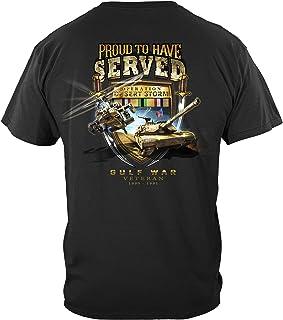 Erazor Bits Desert Storm Veteran T Shirt MM2342
