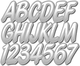 Stiffie Whipline White/Silver 3