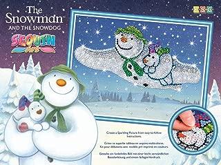 Best 3d snowman art project Reviews