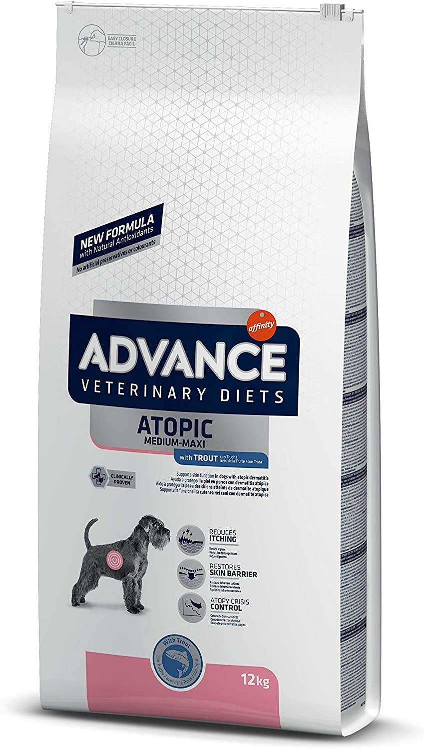Advance Dog Food Atopic Care 12kg
