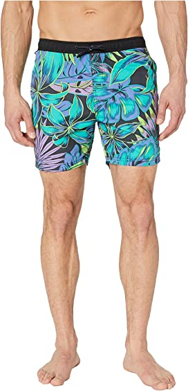 c594daaad0 Classic Swim Shorts with Summer All Over Print