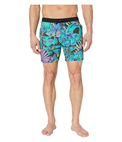 Scotch & Soda Classic Swim Shorts with Summer All Over Print (Combo A) Men