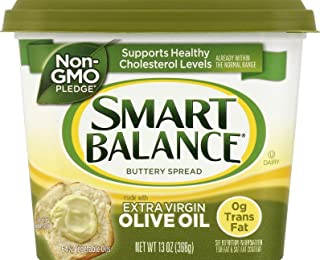 Smart Balance, Buttery Spread with Extra Virgin Olive Oil, Keto Friendly, 13 oz