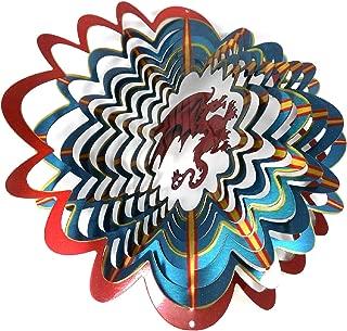 twister kinetic wind sculpture