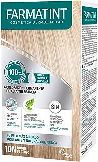 comprar comparacion Farmatint Tinte Crema 10N Rubio Platino