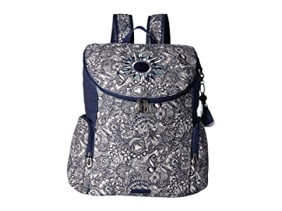 Sakroots Pacific Backpack (Navy Spirit Desert) Backpack Bags