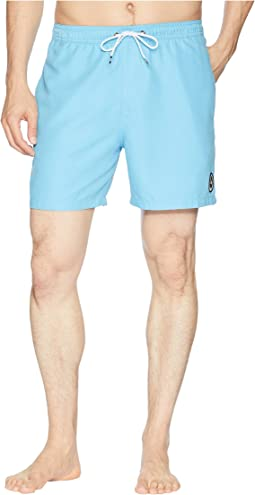 "Quiksilver Everyday 17"" Volley Shorts"