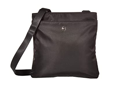 Victorinox Victoria 2.0 Slim Shoulder Bag (Black) Handbags