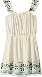 Roxy Big Girls' High Lines Flyes Woven Dress