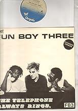 FUN BOY THREE - THE TELEPHONE ALWAYS RINGS - 12 inch vinyl record