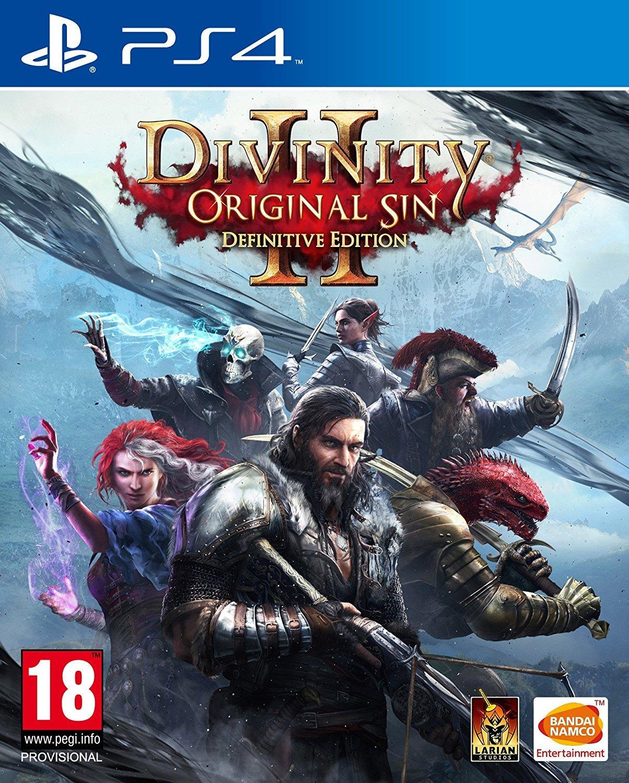 Divinity: Original Sin 2 - Definitive Edition: Amazon.es: Videojuegos