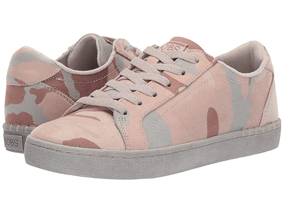online retailer 9cc57 d3098 BOBS from SKECHERS Bobs Rugged (Peach Multi) Women's Shoes