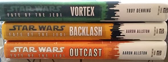 Star Wars (3 Books): Fate of the Jedi: Backlash and Allies Plus Darth Bane: Dynasty of Evil
