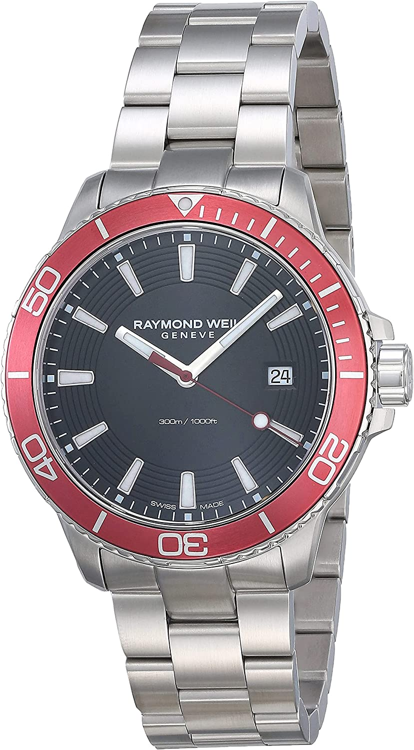 Raymond Weil Men's Tango 301 Stainless with Steel S Free shipping anywhere in Popular brand the nation Watch Quartz