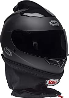 Bell Qualifier Forced Air Helmet (Matte Black, Large)