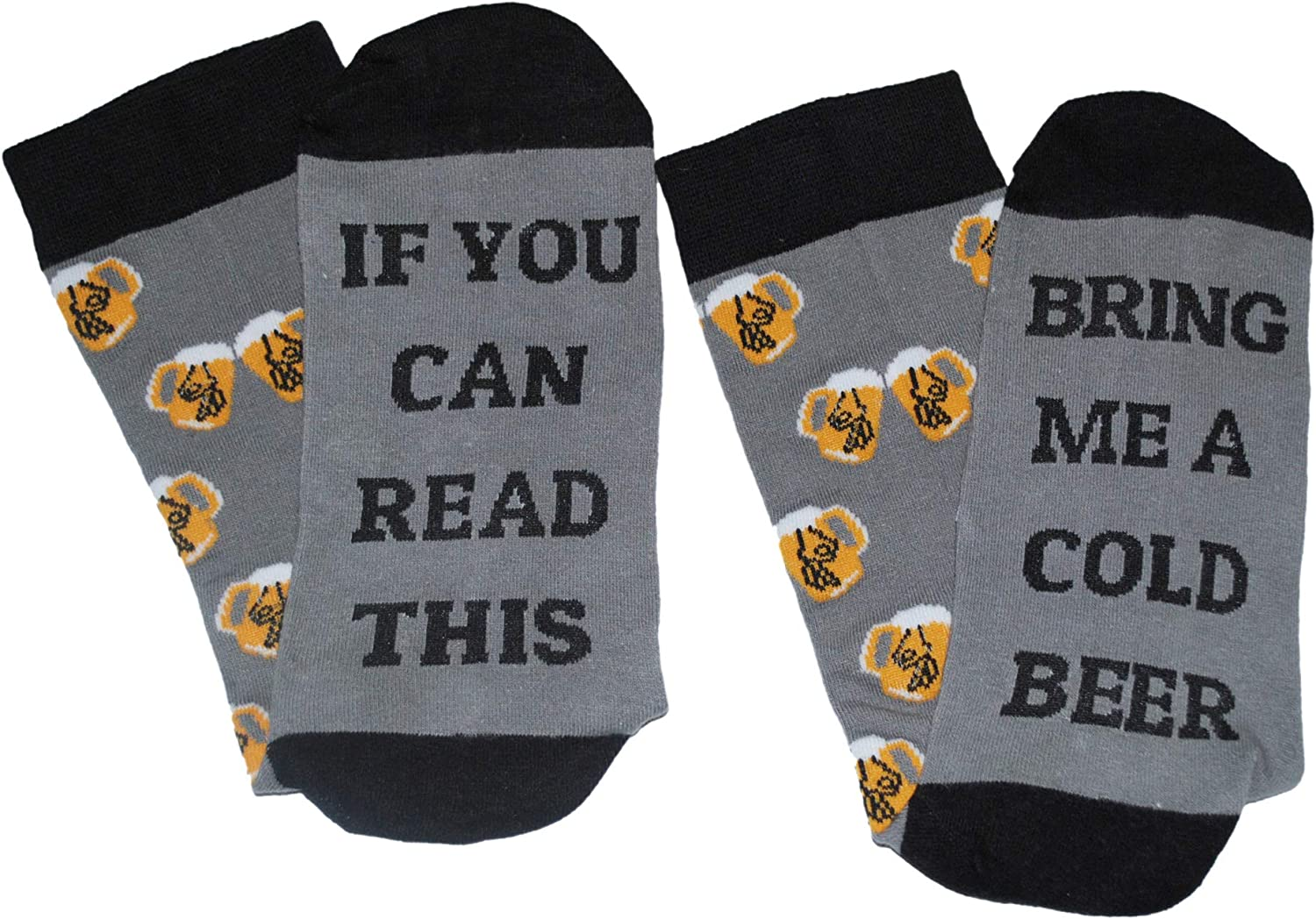 Tacos Wine Beer Socks If You Can Read This Happy Socks Novelty Funny Gift For Men Women