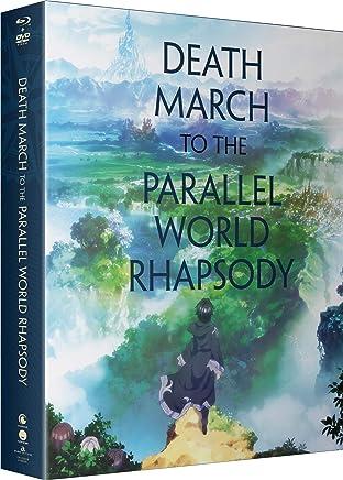 デスマーチからはじまる異世界狂想曲 全12話 限定版 Death March To The Parallel World Rhapsody Limited Edition