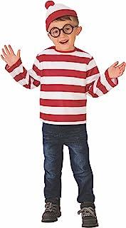 Rubie's Child's Where's Waldo Costume