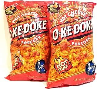 Best okie doke hot cheese popcorn Reviews