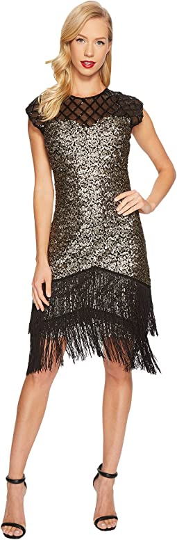 Unique Vintage - Del Mar Flapper Dress