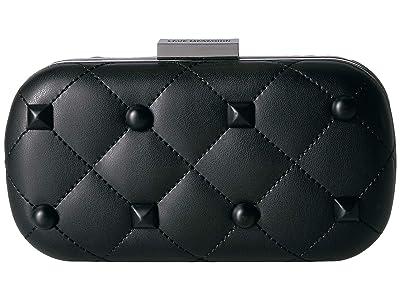 LOVE Moschino Clutch (Nero) Handbags