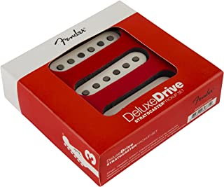 Best Fender Deluxe Drive Stratocaster Pickups Review