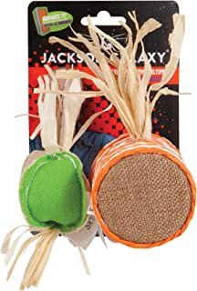 Petmate Jackson Galaxy Marinater Cat Toy Drum/Ball