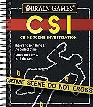 Brain Games - Crime Scene Investigation (CSI) Puzzles