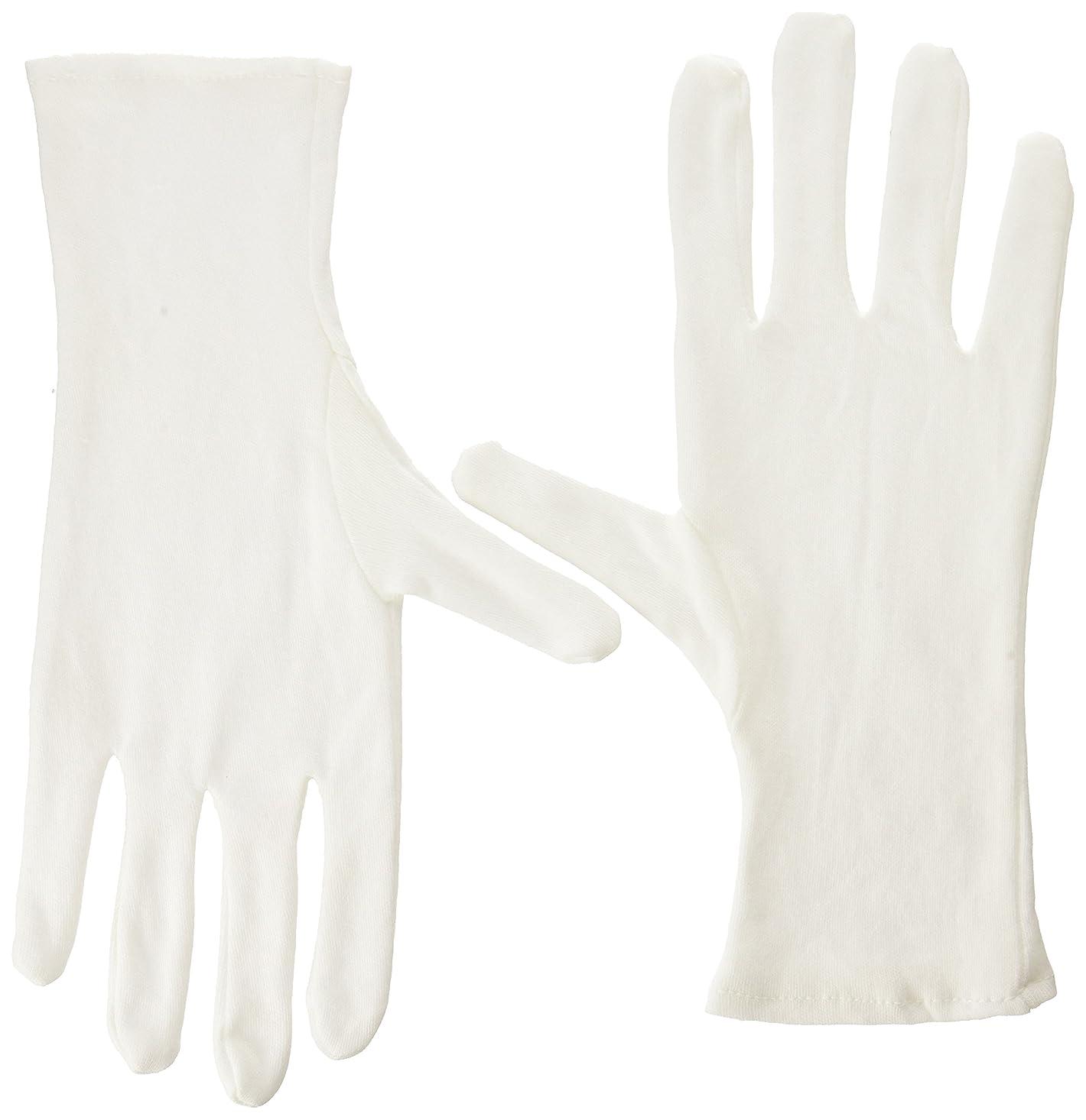 ホール安いです研究綿スムス手袋 10双組
