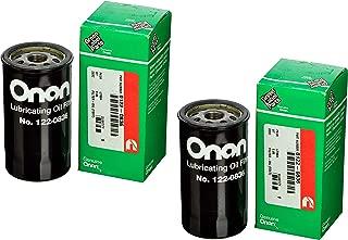 Cummins Onan 122-0836 Oil Filter (2 PACK)