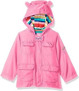 Carter's Baby Girls' Midweight Fleece Lined Anorak Jacket