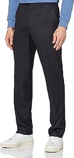 Marca Amazon - Hem & Seam Pantalones Hombre, Azul (Navy), 30W / 29L, Label: 30W / 29L