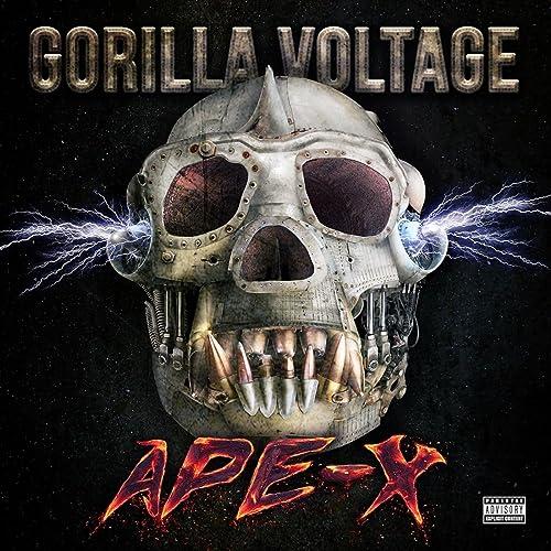 Ninja Star (feat. Twiztid) [Explicit] by Gorilla Voltage on ...