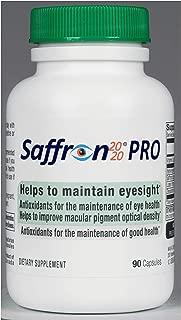 Best saffron vision max 20/20 Reviews