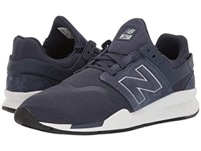 New Balance Classics MS247v2 (NB Navy/Munsell White) Men