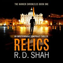 Relics: Harker Chronicles, Book 1