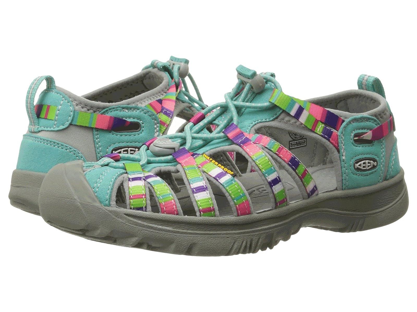 Keen Kids Whisper (Little Kid/Big Kid)Atmospheric grades have affordable shoes