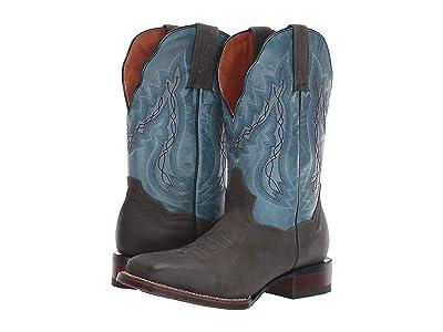 Dan Post Jada (Grey/Blue) Cowboy Boots