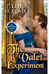 The Valet Experiment (The Bluestocking Scandals Book 4) Kindle Edition
