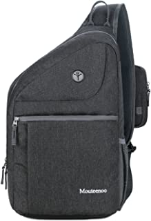 Sling Backpack for Men and Women Bag - Mouteenoo