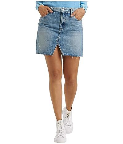 Lucky Brand Old Favorite Mini Skirt (Coveland) Women