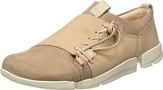 Clarks 261293684, Zapatos sin Cordones Mujer