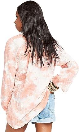 Twisted Tie-Dye Pink